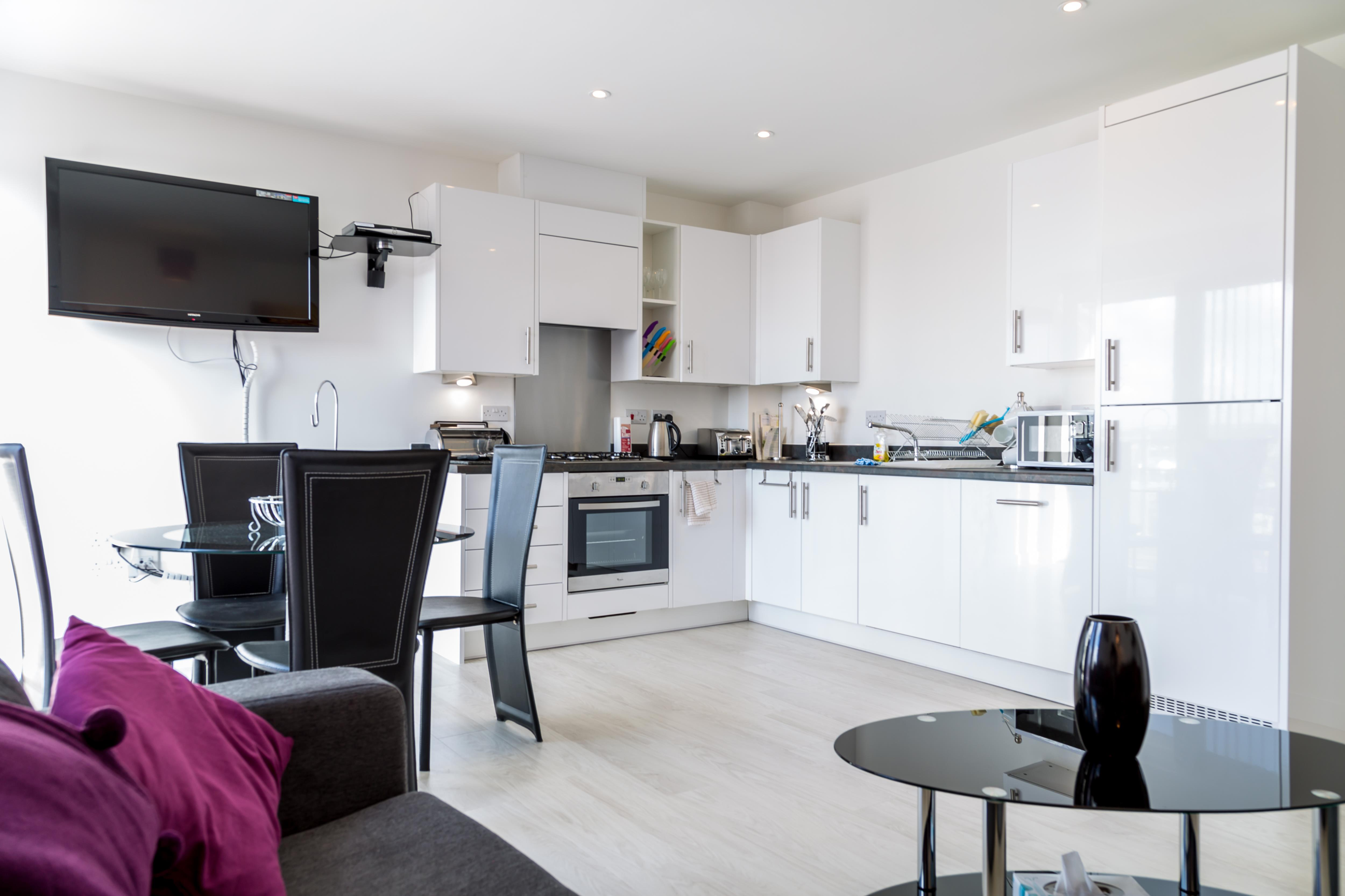 Self Catering Accommodation in Cambridge - Cambridge Central West
